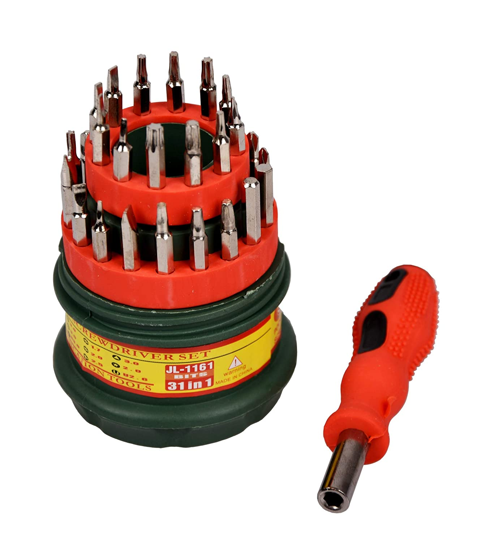 Pagoda Type Universal Manual Screwdriver Multi-Function Combination Screwdriver Set