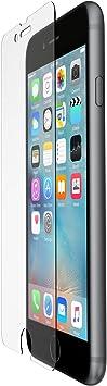 Oferta amazon: Belkin F8W713vf - Protector de Pantalla de Cristal Templado para Apple iPhone 6 Plus y 6S Plus