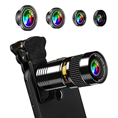 Review AFAITH 5-in-1 Phone Camera