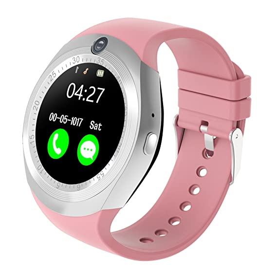 ZEERKEER Pantalla táctil Bluetooth Smartwatch Sleep Tracker ...