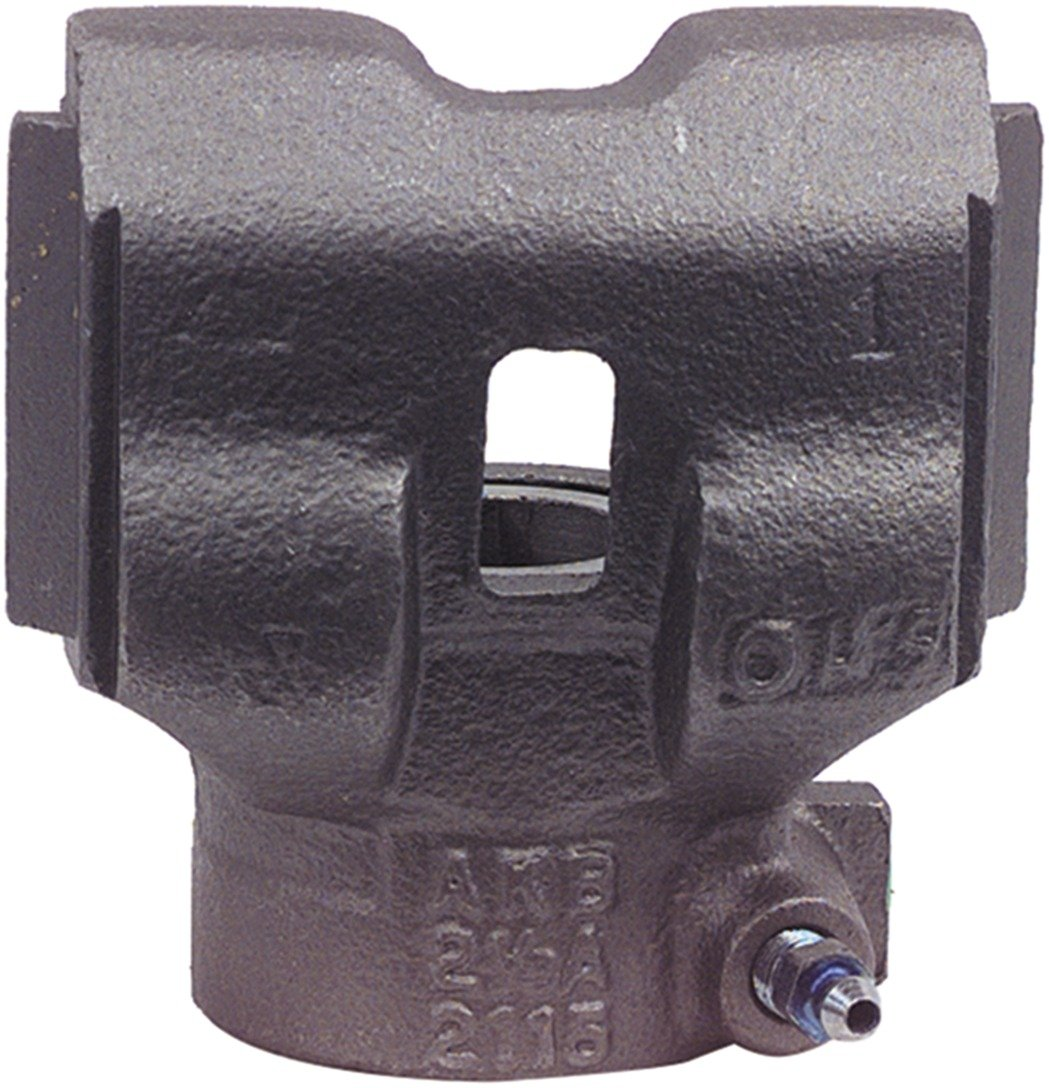 Cardone 19-501 Remanufactured Import Friction Ready Unloaded Brake Caliper
