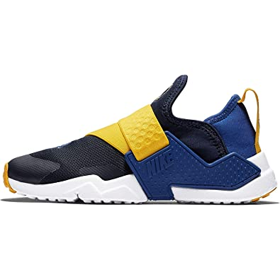 huge discount 9345e 9fc9a Nike Boy s Huarache Extreme (PS) Pre-School Shoe Obsidian Indigo Force-