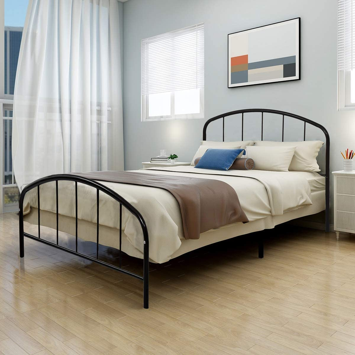 Better Than a Box Spring Bed Frame – Queen