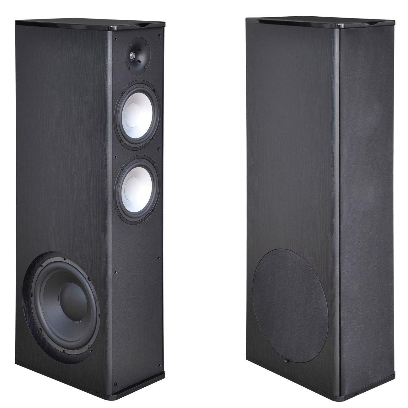 Premier Acoustic pa8.12タワースピーカー(ペア) B00JJ21UDG