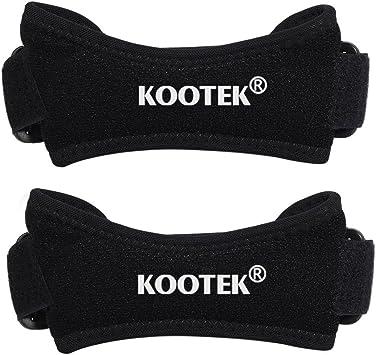 Amazon.com: Kootek Pack de 2 sujetadores para rodillas ...