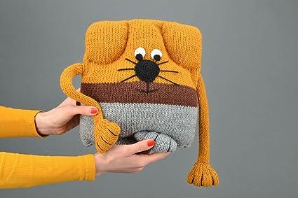 Amazon.com: Punto suave almohada gato de mascota: Toys & Games