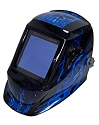 Instapark ADF Series GX990T Solar Powered Auto Darkening Welding Helmet Review