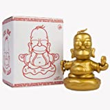 The Simpsons 3-Inch Gold Homer Buddha