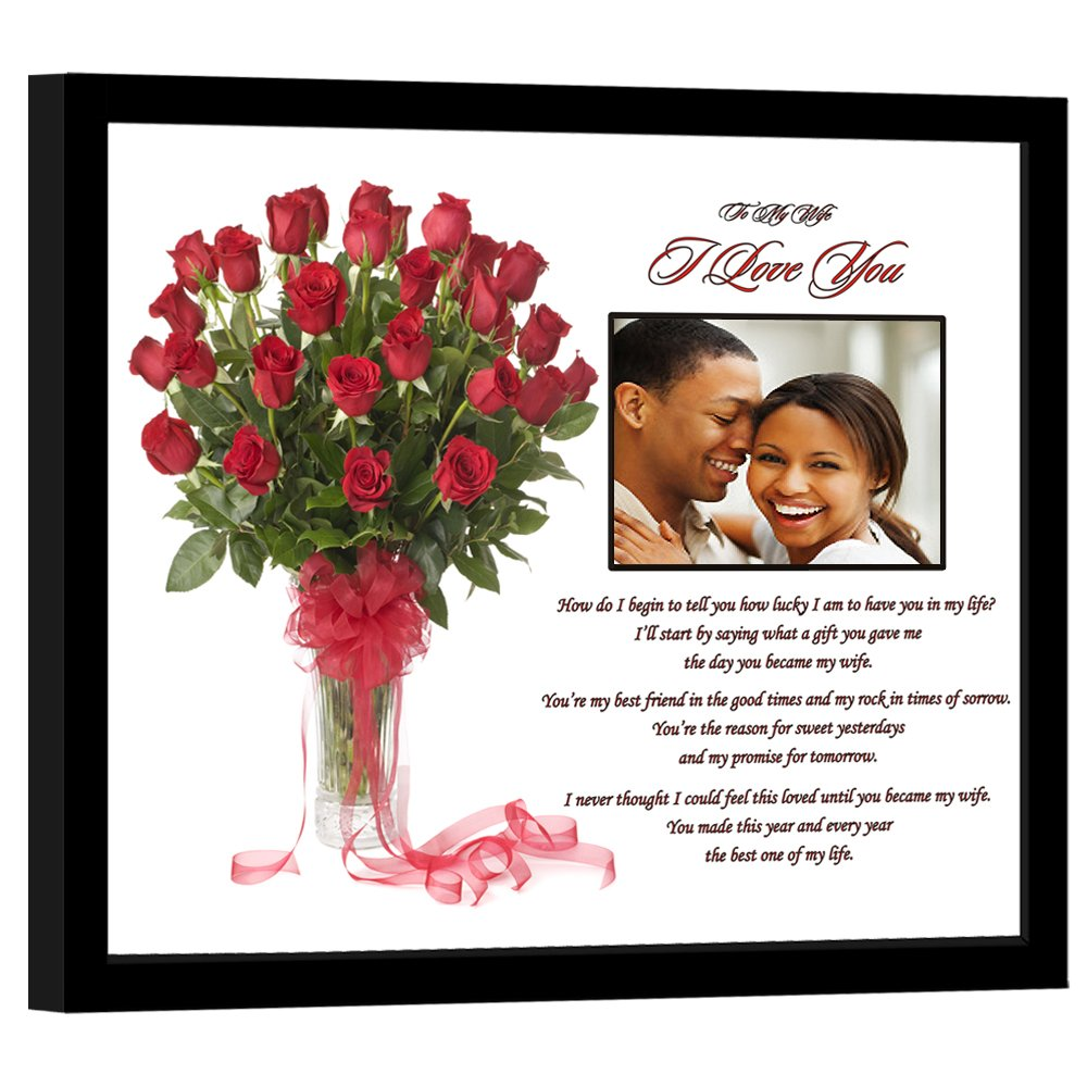 Amazon Com I Love You Gift For Wife Romantic Gift From Husband