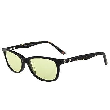 bdc8117a903f JO JO306 Anti Glare Tinted Women's Wayfarer Blue Light Blocking Men's  Computer Glasses Eye Strain Readers