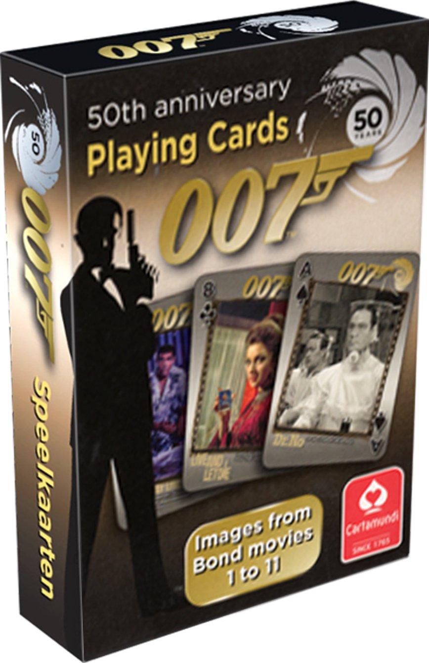 007 Tarjetas que juegan del 50 aniversario (1-11) (Jap?n importaci ...