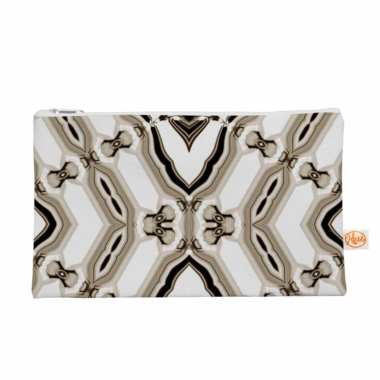 Kess InHouse 12,5x 21,6cm Dawid ROC'inspiré par psychédélique Art 15,2cm tout Sac–Marron