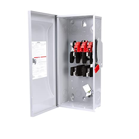 BLUE SEA SYSTEMS BS-7148 // Circuit Breaker Type III MFG# 7148 interrupt Rounded rectangular surface mount manual reset//switchable won039;t reset w// short thermal 150A 48 VDC 5000 Amp 12V 187 Series