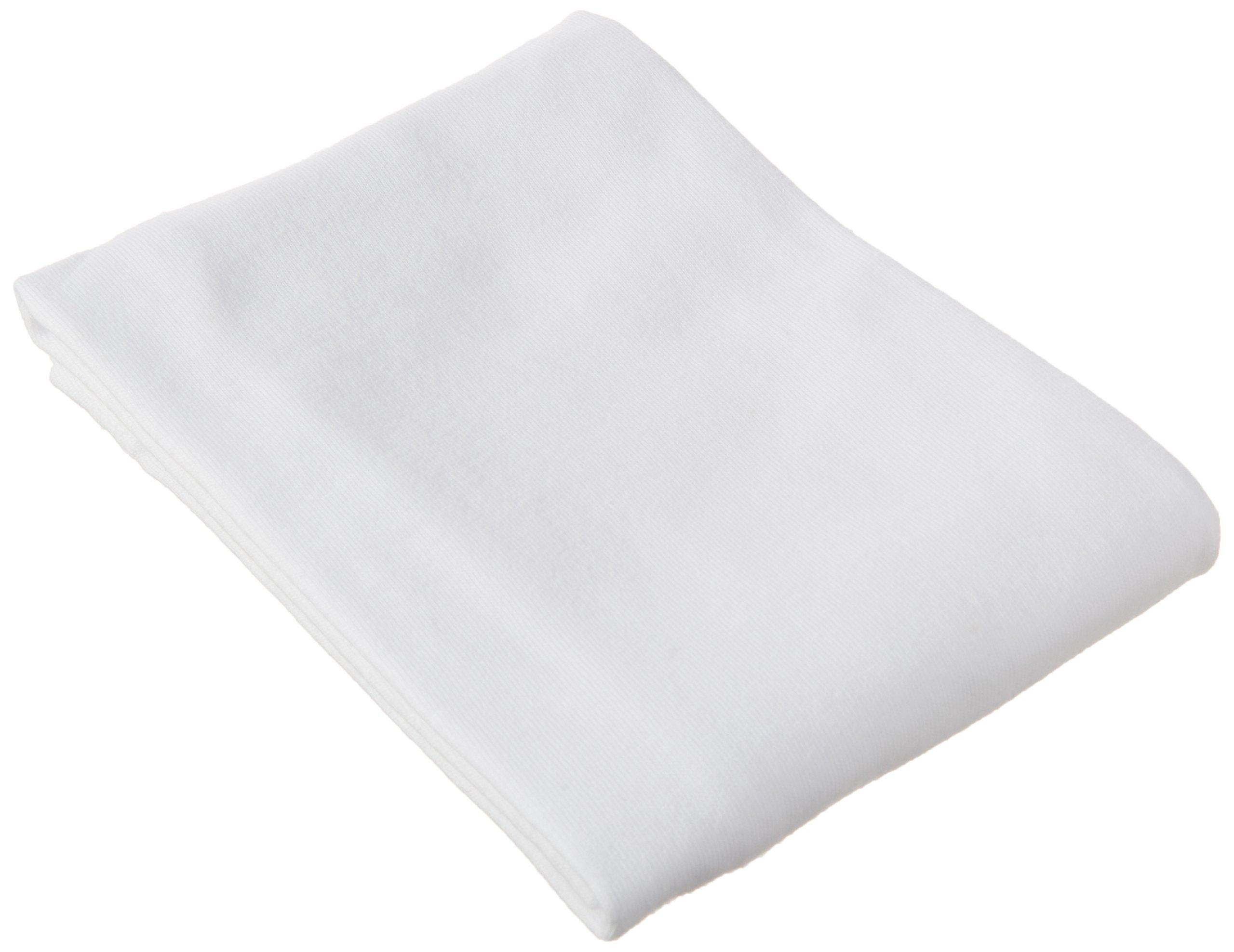Luvable Friends Infant Pillow Case, White