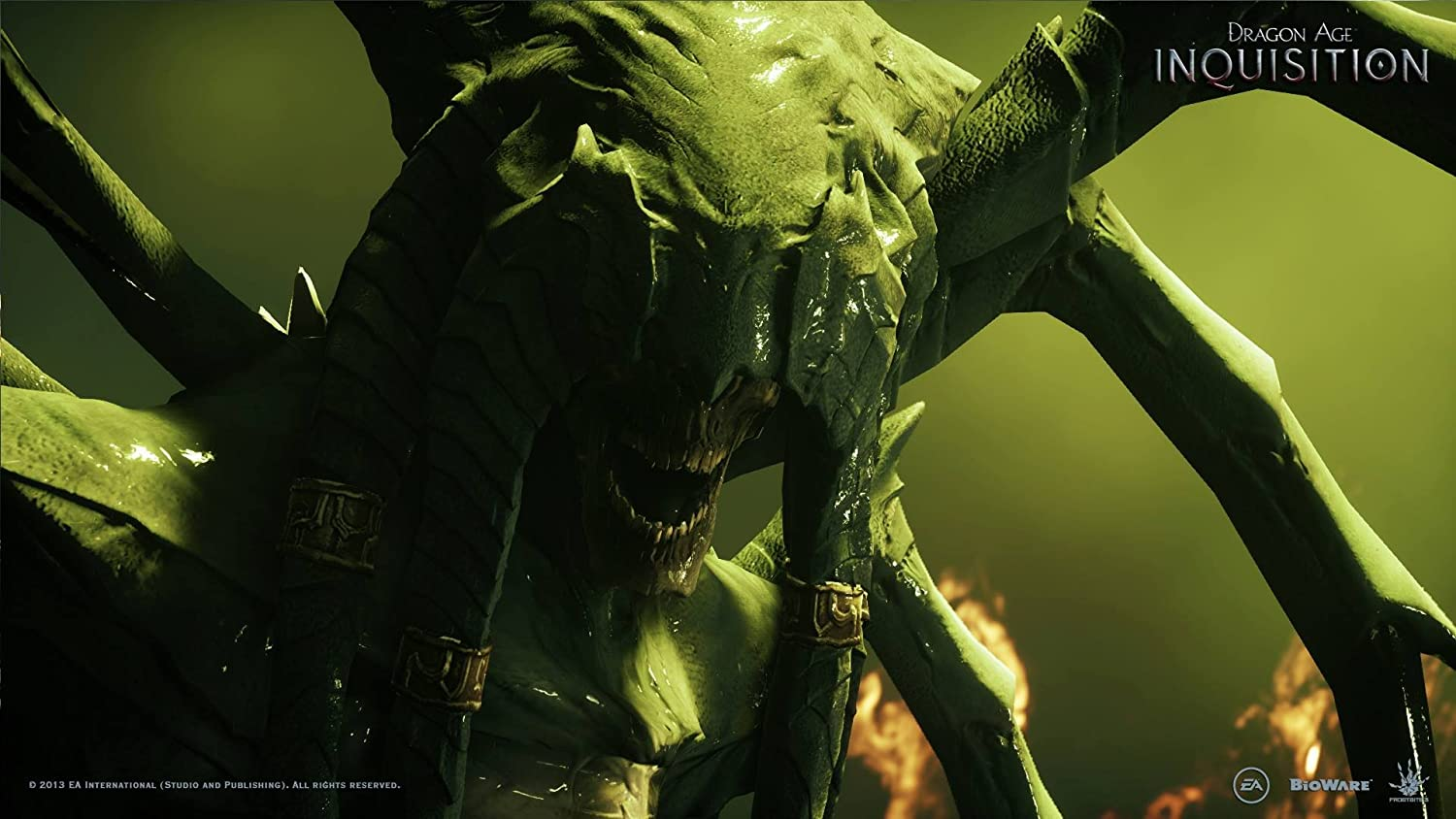 Dragon Age: Inquisition - Deluxe Edition: Amazon.es: Videojuegos