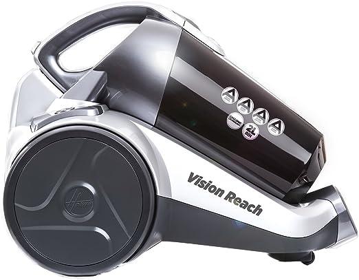 Hoover VISION REACH 800 W 2 L Plata - Aspiradora (800 W, 28 kWh ...