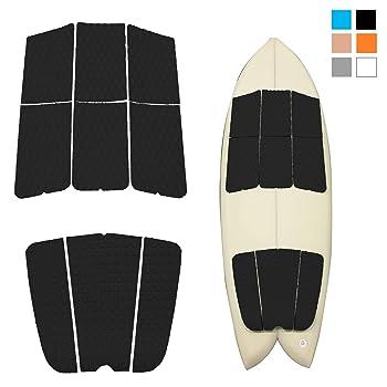 Abahub 9pcs Surf Deck Traction Pad