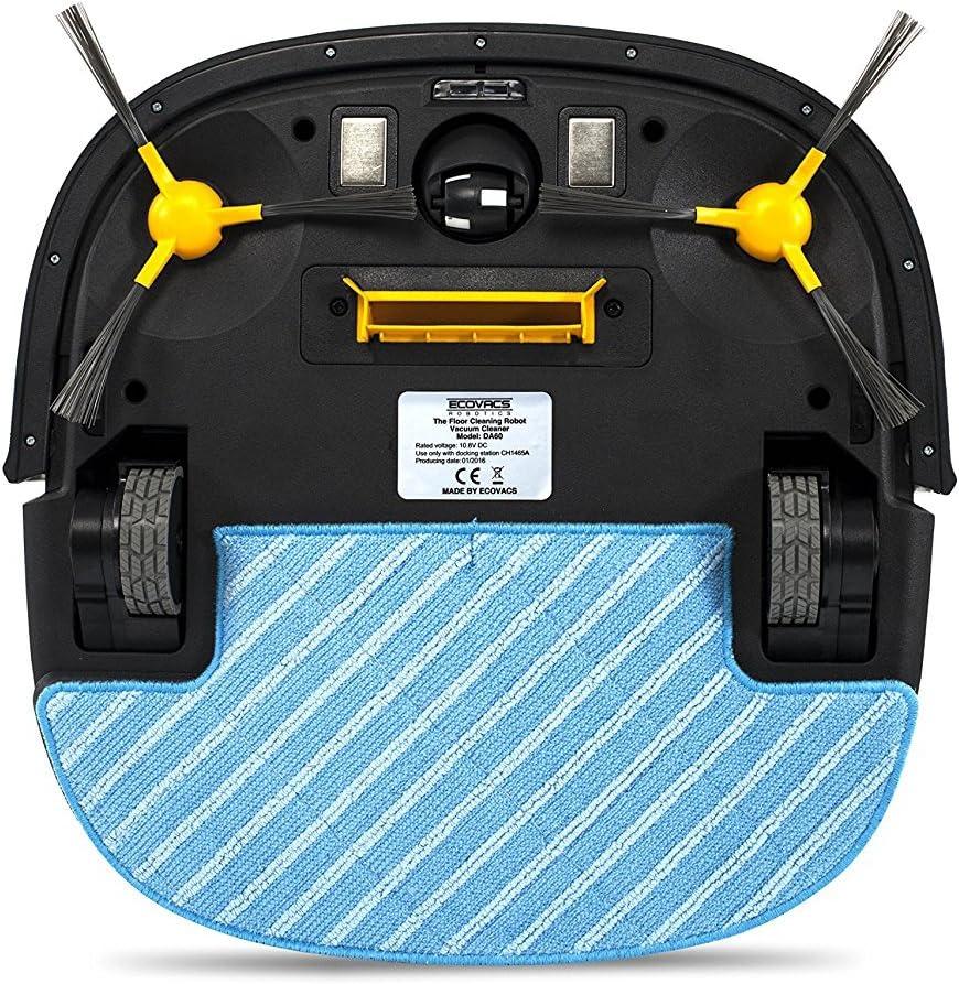 Ecovacs DEEBOT SLIM aspiradora robotizada Bolsa para el polvo ...