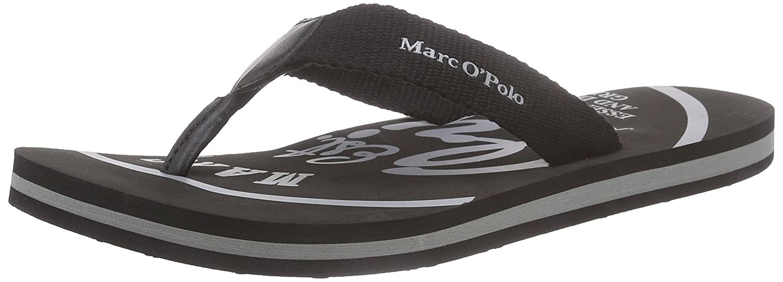 Marc O\'Polo Men\'s Beach Sandal 0 Black Size: 12 UK: Amazon.co.uk ...