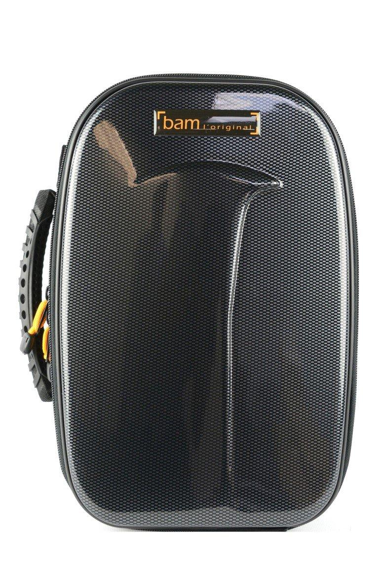 バム Bクラリネット用 ニュートレッキングケース ブラックカーボン TREK3027SC B00JE0LYT8 ブラックカーボン ブラックカーボン