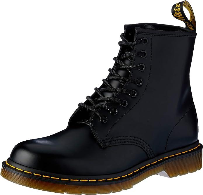 Martens Ironbridge Non-Slip 8 Tie LTT Boot Homme Dr