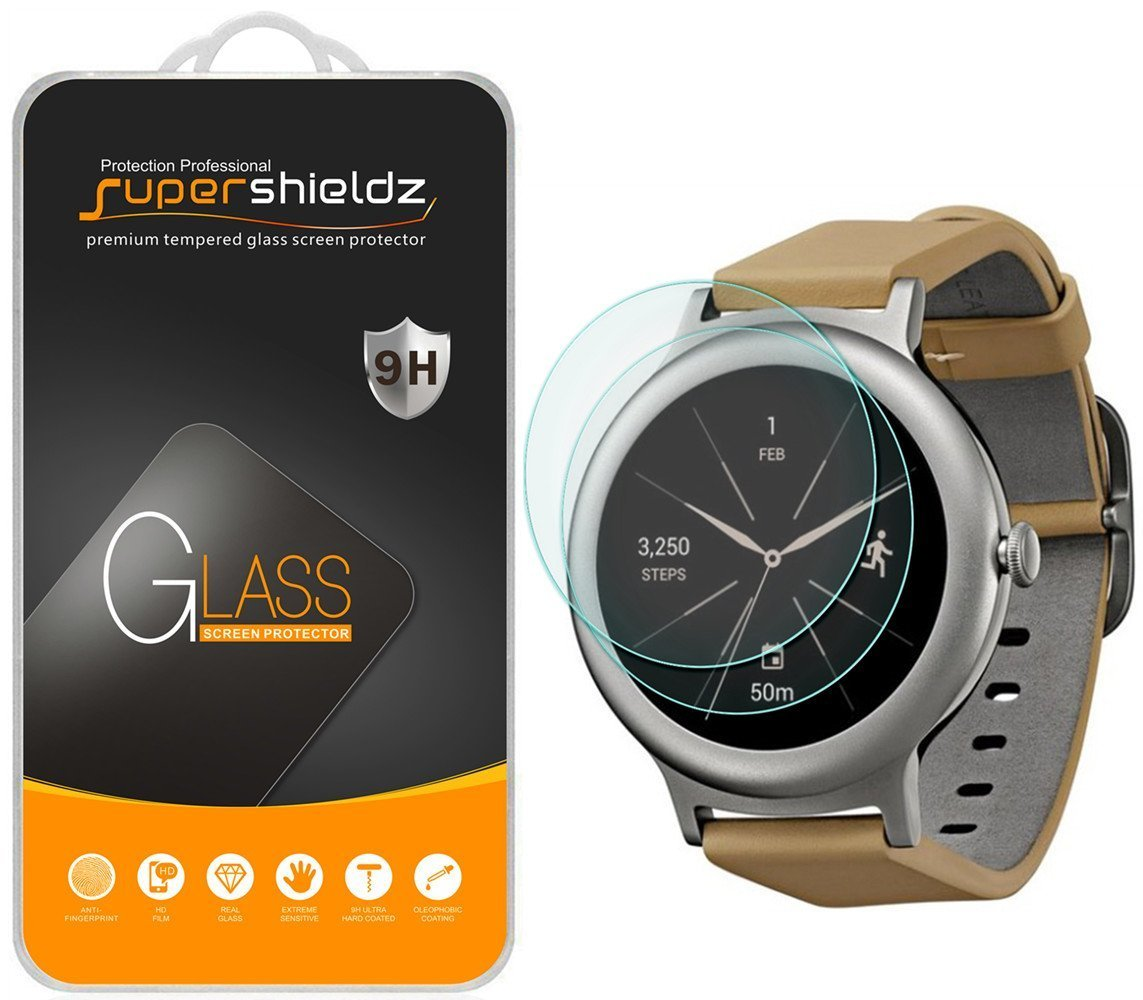 Vidrio Templado LG Watch Style Full Coverag [2un] (71S4PLBY)