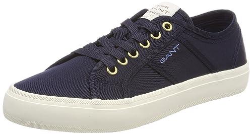 GANT ZOE, Zapatillas para Mujer, Azul Marino, 42 EU