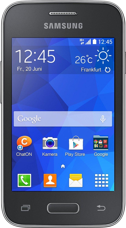 Samsung - G130 Galaxy Young 2,4 GB, Black