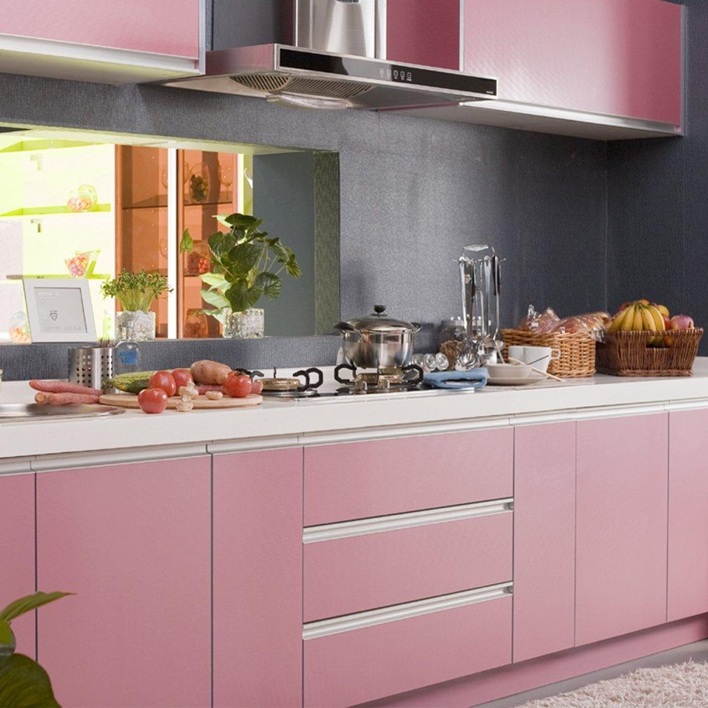 Aruhe® 5x0.61 m pvc küchenschrank aufkleber selbstklebend ...