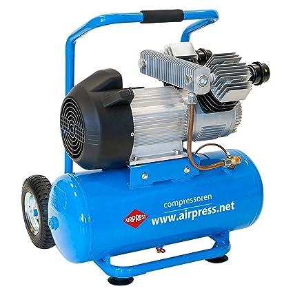 BRSF33 Compresor De Aire De Impresión Móvil 3 PS, maX. 10 bares, 25
