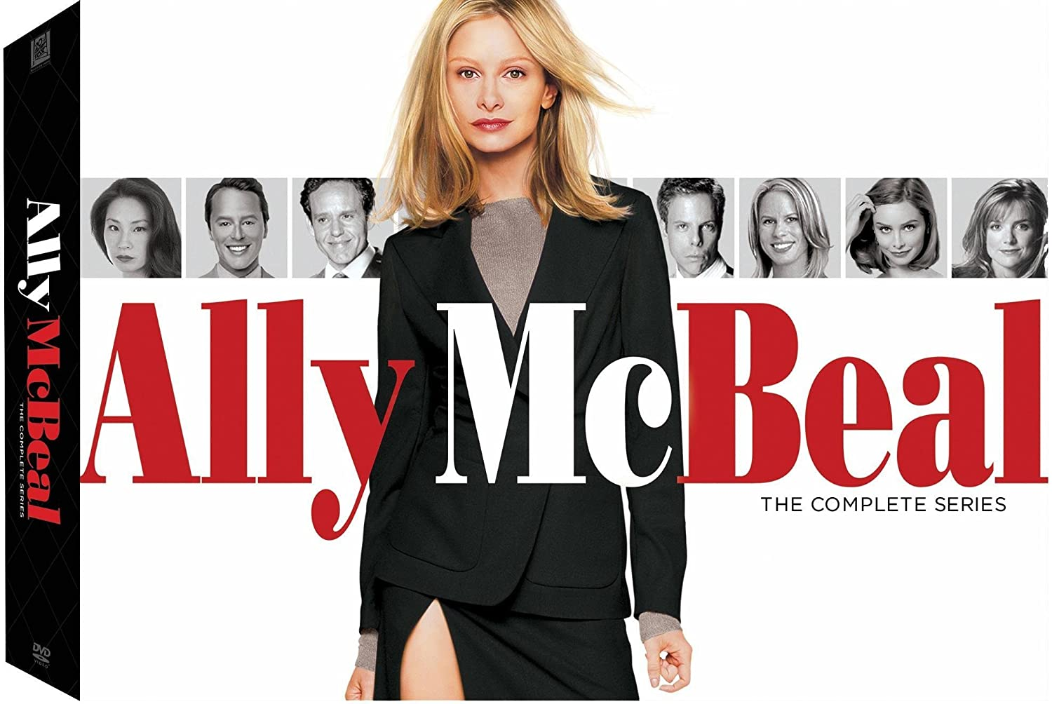 Ally Mcbeal: Complete Series [DVD] [Import] B002DYJ520