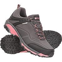 Mountain Warehouse Zapatillas Impermeables Collie para Mujer - Calzado liviano para Damas, Zapatos Transpirables…