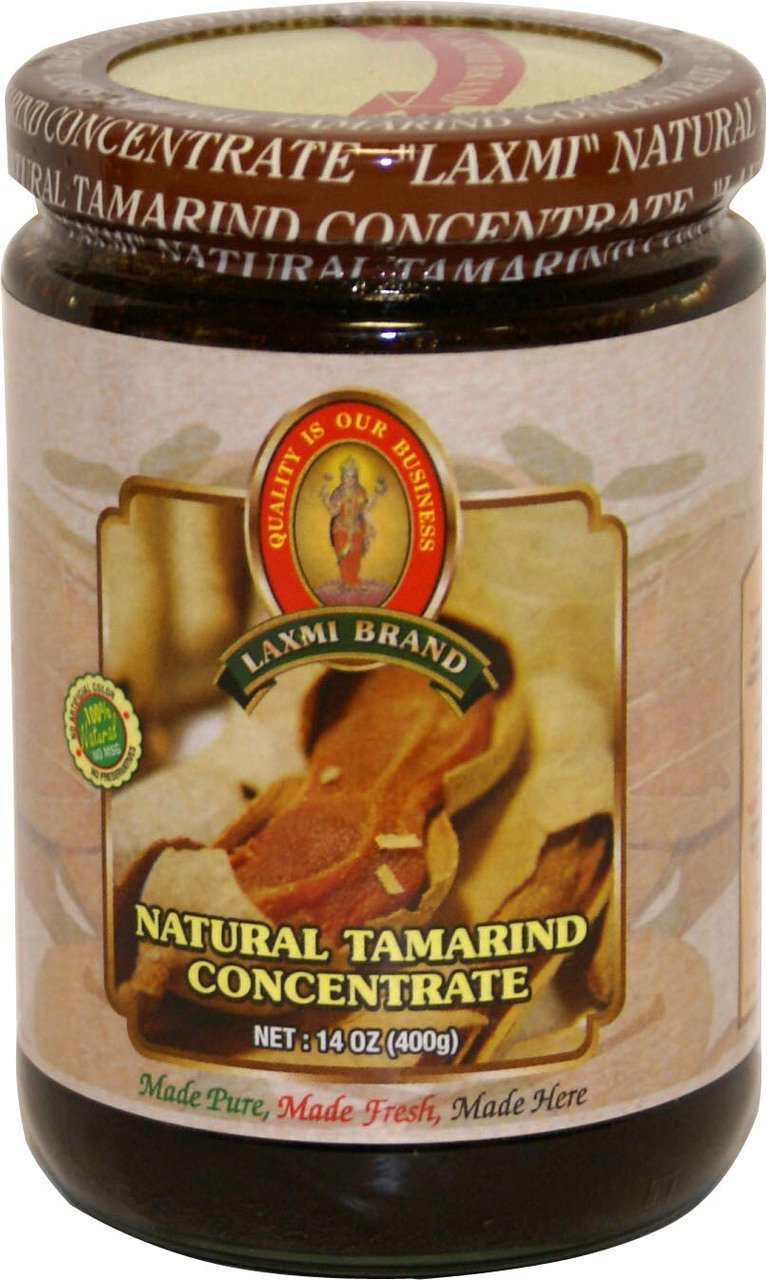 Laxmi Natural Tamarind Concentrate Paste - 14oz by Laxmi (Image #1)