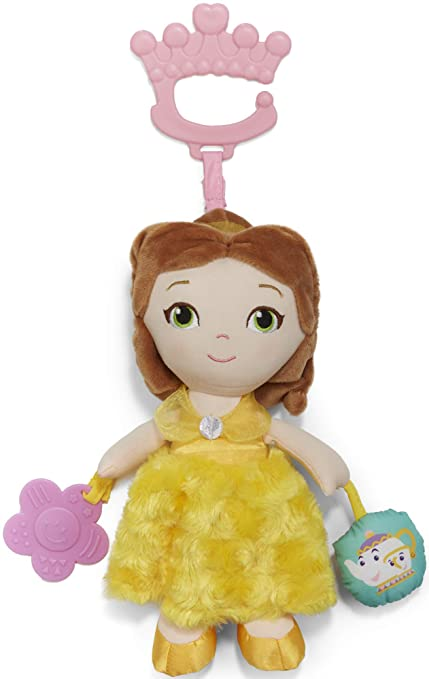 a74b3ccf5fd Image Unavailable. Image not available for. Color  Kids Preferred Disney  Princess Belle Activity Toy