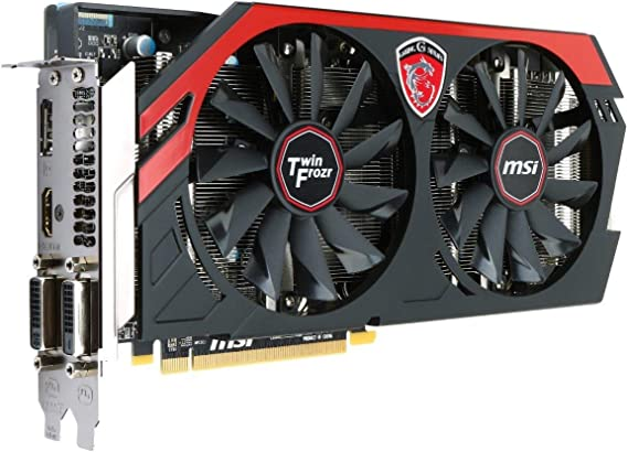 Amazon.com: MSI AMD Radeon R9 270 X Gaming 2 GB GDDR5 2DVI ...