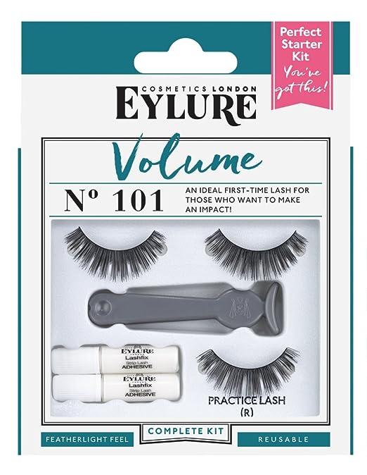 Amazon Eylure Volume Eyelash Starter Kit Beauty