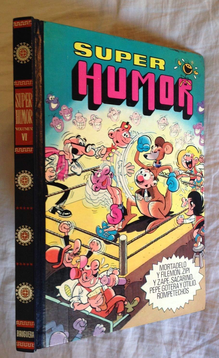 Super humor 6: Amazon.es: Super Lopez: Libros