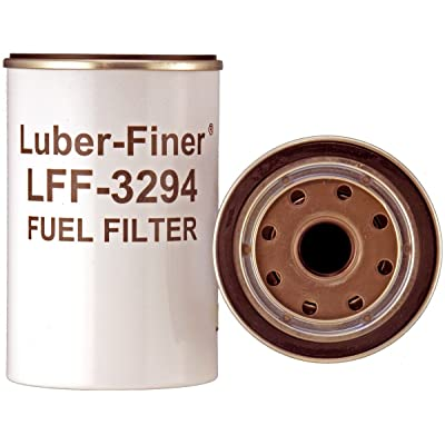 Luber-finer LFF3294 Heavy Duty Fuel Filter: Automotive