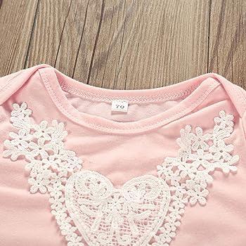 Divertido Pijama, K-Youth Pelele Bebe Niño Invierno Floral Bodies Bebe Manga Larga Mameluco Bebe Niña Recien Nacido Body Bebé Mono para Niños Peleles de Bebés Niñas Diadema Infantil (Rosa, 0-6 Meses): Amazon.es: