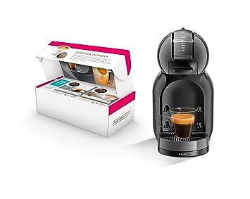 Nescafé Dolce Gusto Mini Me - Máquina para café espresso y otras bebidas, automática (set especial del día de la madre 2017) antracita: Amazon.es: Hogar