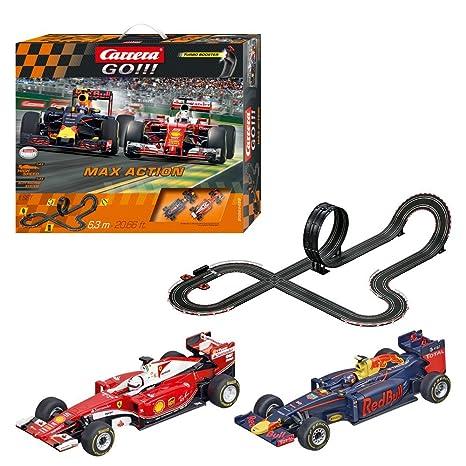 Carrera Go!!! - MAX Action (20062429)