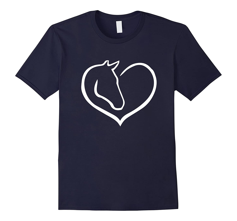 Horse Lover T-Shirt | Gift For Everybody That Loves Horses-RT