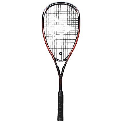 Amazon.com: Dunlop Blackstorm Supreme – Raqueta de squash ...