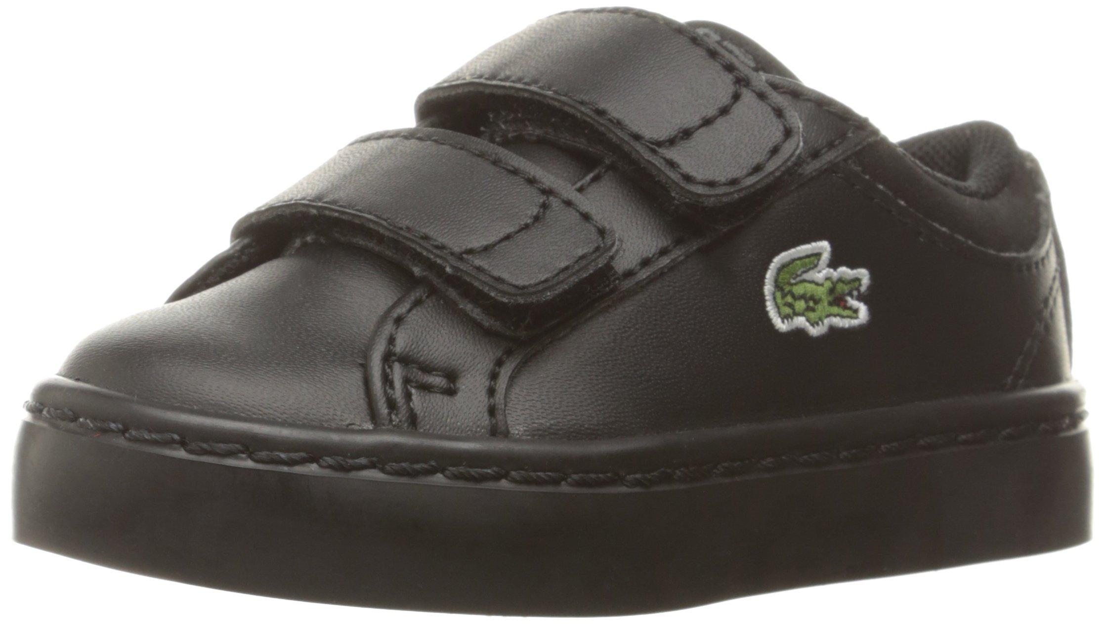 c2f781f6c Galleon - Lacoste Straightset (Baby) Sneaker