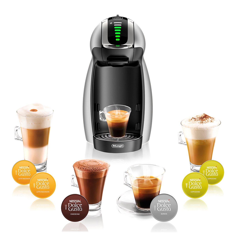 Delonghi Dolce Gusto Genio - Máquina de café (15 Bar), color ...