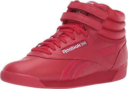 reebok red high tops Online Shopping