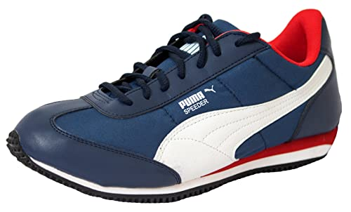 2f8e8c054775 Puma Men s Speeder Tetron II Ind. Sneakers Multi Sport Shoes (8 UK   India