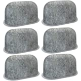 Refresh Universal Fit Charcoal Filters, Water Filter Replacement for KEURIG 2.0 and Older Coffee Machines - (6 Pack)