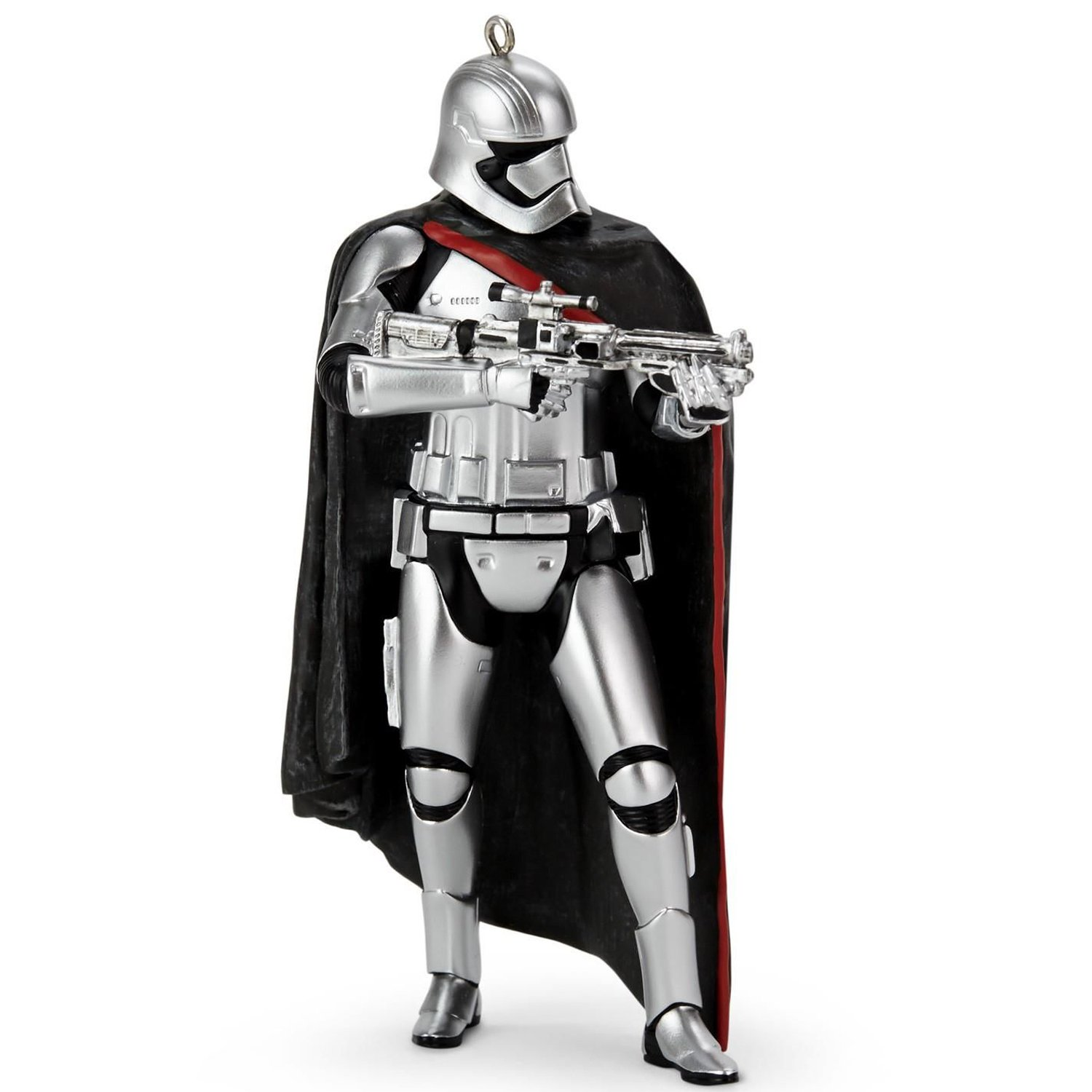 Hallmark Star Wars The Force Awakens Captain Phasma Stormtrooper Tree Ornament