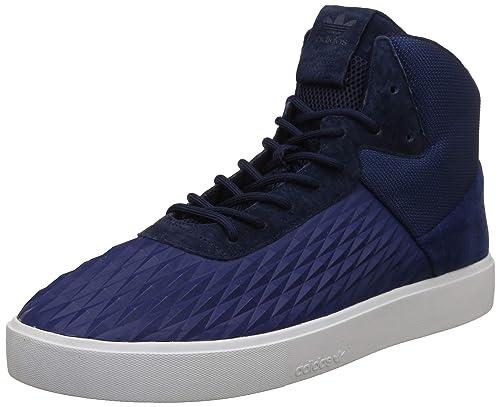 60c7357fa12 Adidas Men's Splendid Flow Mold Blue Tennis Shoes-8 UK/India (42 EU ...